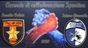 collaborazione fra Asd Atletico Etruria e Tre & 23