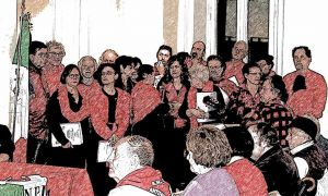 coro garibaldi d'assalto