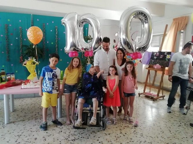 nonna pierina bartoletti 2019 festeggia i suoi 100 anni (2)