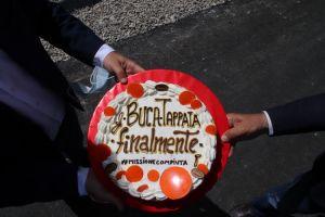 torta Riapre lo svincolo Livorno Porto sulla FI-PI-LI (1)