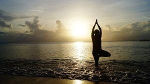 yoga saluto al sole
