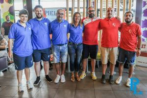 Basket femminile, matrimonio a sorpresa tra Pielle e Basket Femminile Livorno, staff