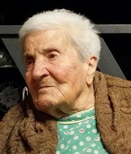 Domani, nonnaSilvana Betti compie 102 anni