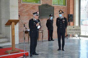 Il Gen. Masciulli visita il Comando Provinciale di Livorno