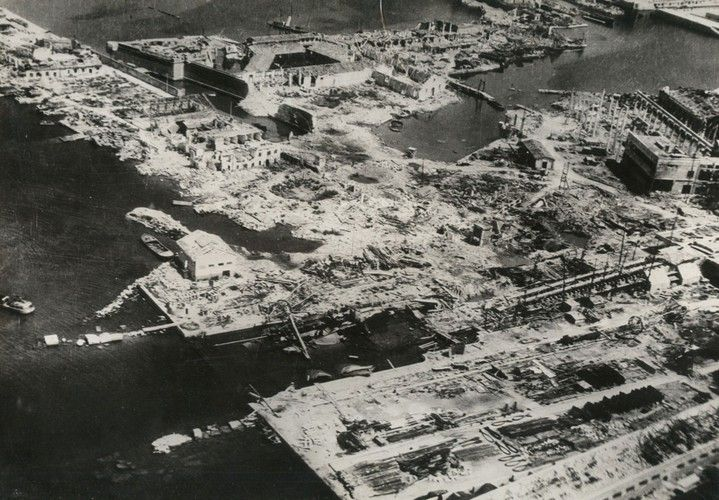 Il_Cantiere_Orlando_e_lo_scalo_Morosini,_Livorno_1944