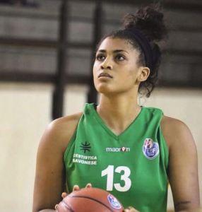 Jeannette Guilavogui jolly acli basket 20-21