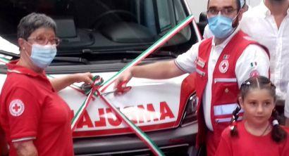 La Croce Rossa Livorno inaugura una nuova ambulanza (4)