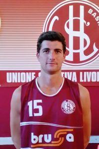 MASSOLI MARCO Unione Sportiva Livorno Basket 20-21