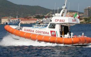 guardia costiera, capitaneria di porto, motovedetta CP 892