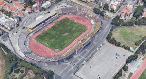 stadio piazzale montello