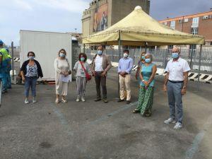 ASL, al porto di Livorno illustrate le procedure per i tamponi. Oggi si parte con i test