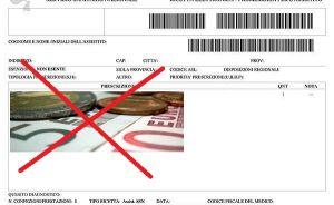 Abolito il ticket aggiuntivo dal primo settembre per fasce economiche