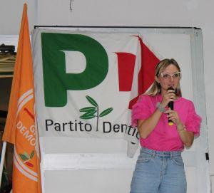 Federica Benifei, Candidata Capolista Consiglio Regionale PD Livorno