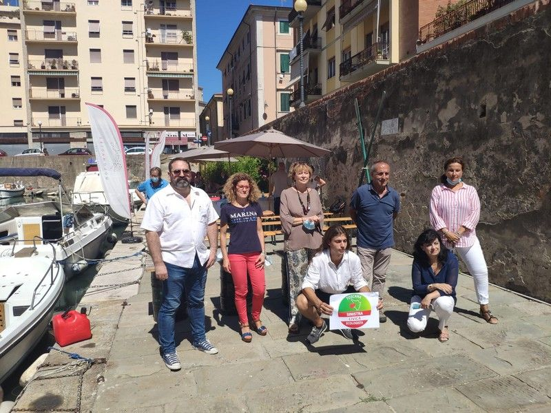 Regionali Sinistra Civica Ecologista a sostegno di Giani presenta i candidati del collegio di Livorno