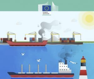 Per approfondimenti 2019 Annual Report on CO2 Emissions from Maritime Transport