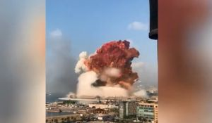 beirut, libano esplosione