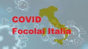 covid focolai italia