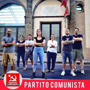 regionali partito comunista candidati