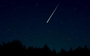 stelle cadenti, meteore