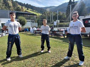 Asd Esercito conquista due ori all'Eurocup di Karate in Austria