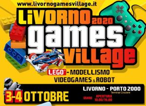 Livorno Games Village 2020
