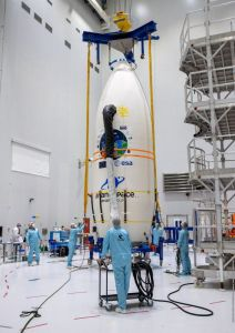 dispenser SSMS (Small Spacecraft Mission Service)