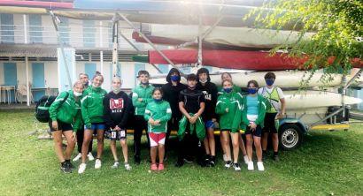 Pioggia di medaglie per il Canoa Club Livorno (4)