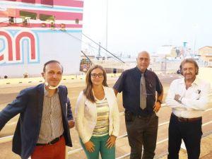 Polo riparazioni navali a Piombino, Lega incontra Tecnomeccanica