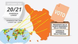 Previsti rimborsi e sconti (fino a 206€) per 140mila elettori che tornano in Toscana a votare
