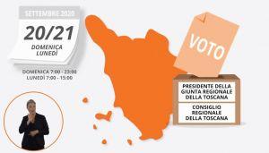 Regionali Toscana: come si vota, il video tutorial