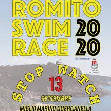 Romito Swim Race