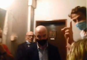 Salvetti e Raspanti incontrano gli abitanti di via Giordano Bruno