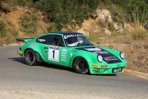 XXXII Rallye Elba Storico nuova vittoria per Salvini-Tagliaferri