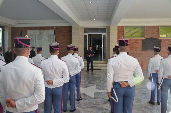 carabinieri cadetti in visita a livorno (1)