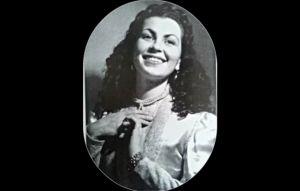 la soprano Lucia Stanescu