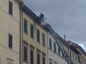 maltempo interveenti vigili del fuoco