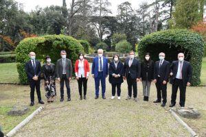 presentazione nuova giunta a villa di Careggi (89)