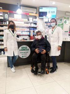 Disabilità, i farmaci si ritirano come al Drive-in da Farneti
