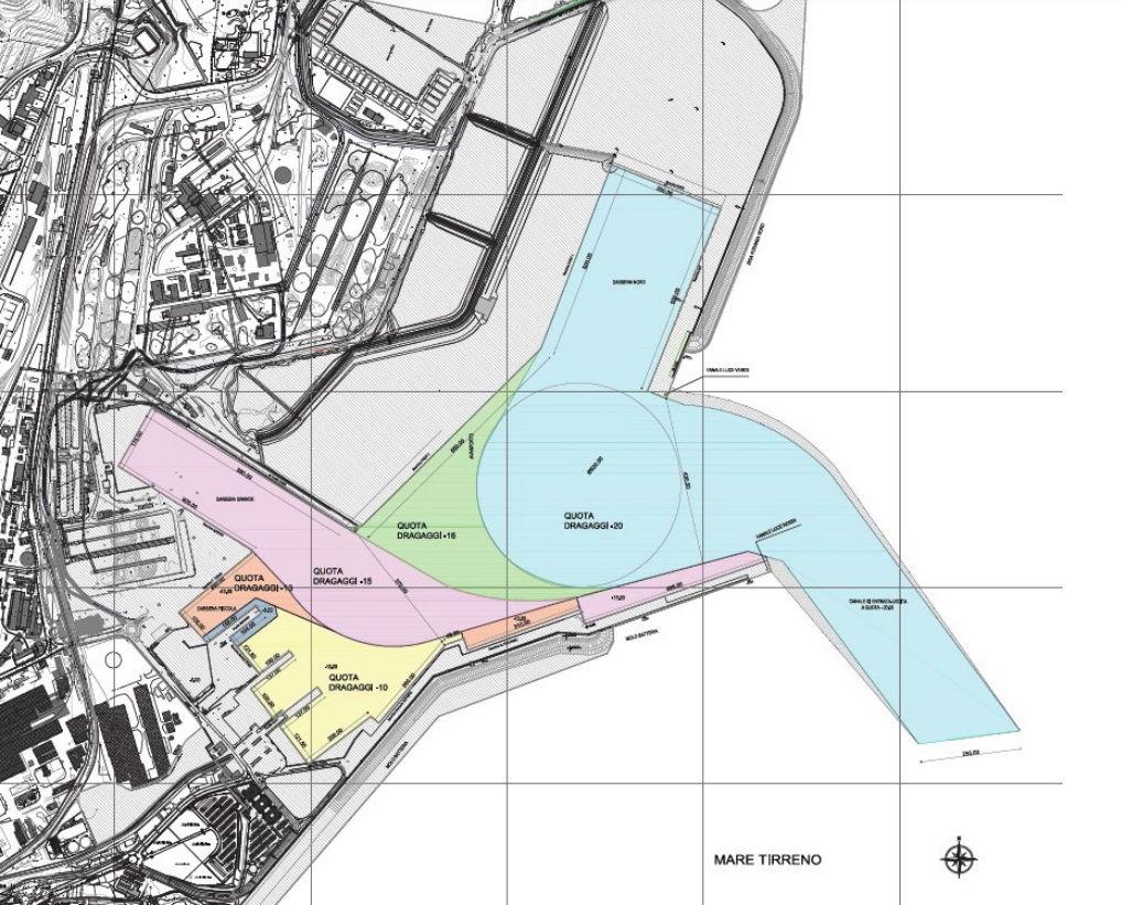 Il porto di Livorno punta sulla cellulosa, raddoppio magazzino zona MK