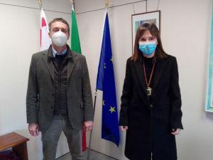 Leonardo Barellini e Maria Letizia Casani