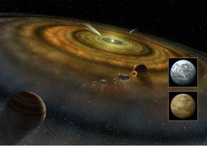 Scienza-Astronomia: Catturata la prima immagine diretta di un pianeta esterno al Sistema Solare