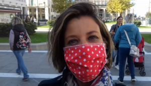 """Scuola e tamponi, Francesca: """"Per un semplice raffreddore i bambini non devono essere sottoposti a tampone"""""""