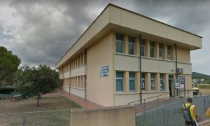 Scuola media Istituto Giusti, nel comune di Campo nell'Elba