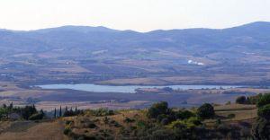 Rosignano: Apertura paratie diga di Santa Luce, fiume Fine sotto monitoraggio