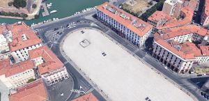 piazza della repubblica aerea