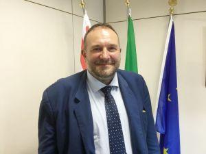 Luca Lavazza direttore sanitario dell'Azienda USL Toscana nord ovest
