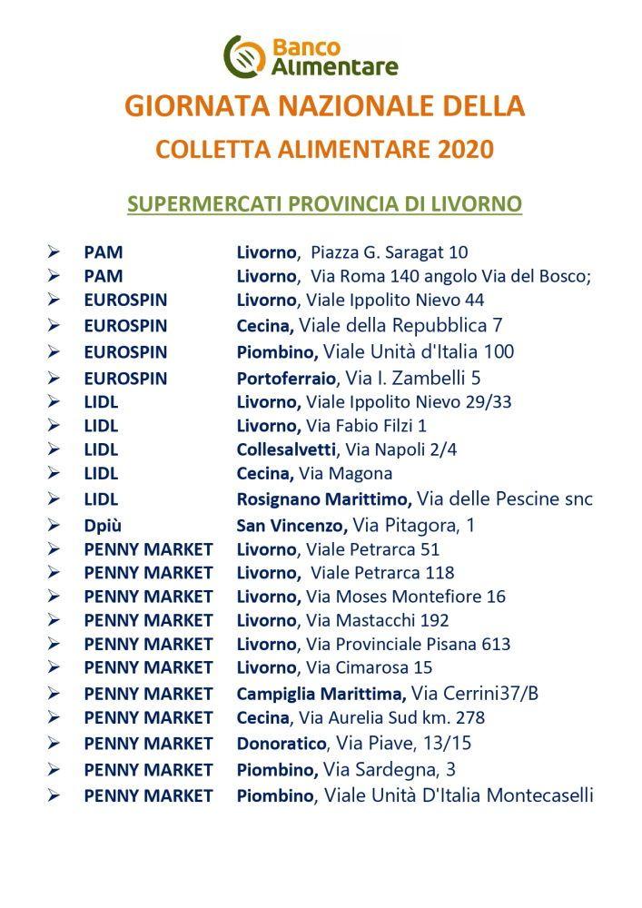 Sueprmercati Colletta