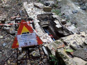 lavori acquedotto leopoldino