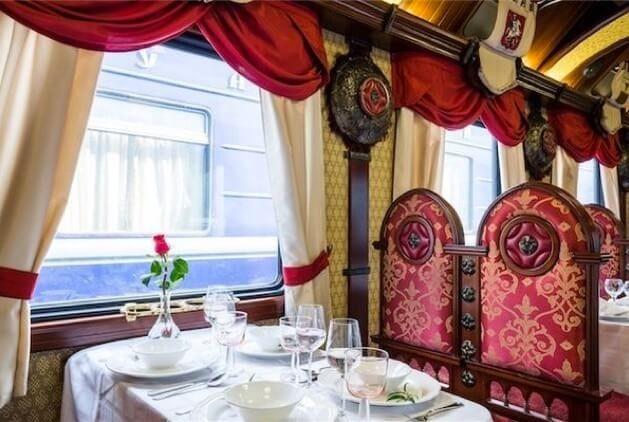 Trans-siberian train, un hotel superlusso su rotaia: una suite può costare oltre 12.000 euro