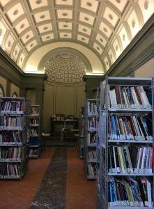 Biblioteca di Villa Mimbelli